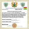 Ghana customs and preventive service