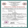 Affidavit for change of ownership