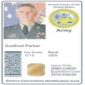 Geneva convention ID card
