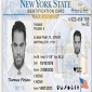 New York state ID card